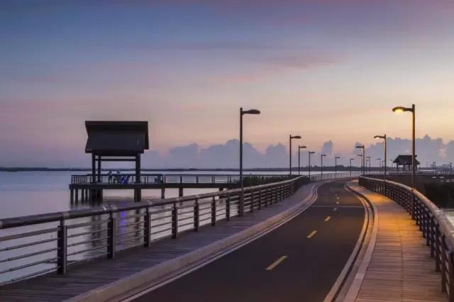 漫步距上海不远的苏杭山水净土——度量阳澄湖半岛记行